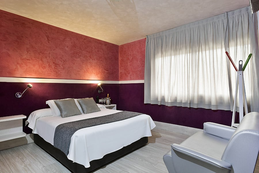 Double room hotel in Granollers